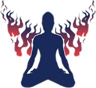 Fire Angel Yoga logo